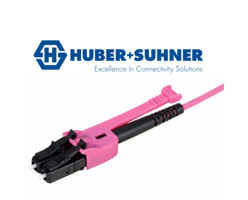 Lite Linke Adopts Huber & Suhner's LC-XD Connector